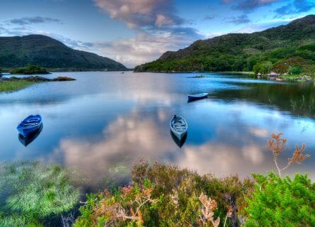 Romantic Lakes of Killarney