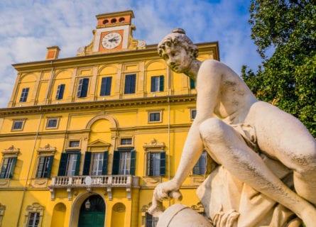 Majestic Parma Town
