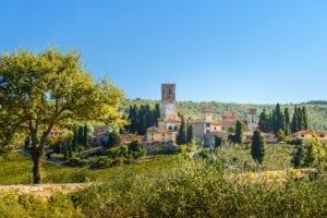 chianti - badia-passignano-winery