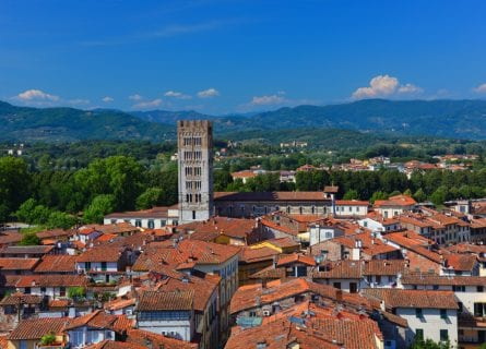 Charming Lucca