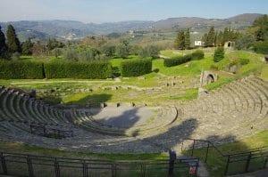 Roman theater of Fiesole