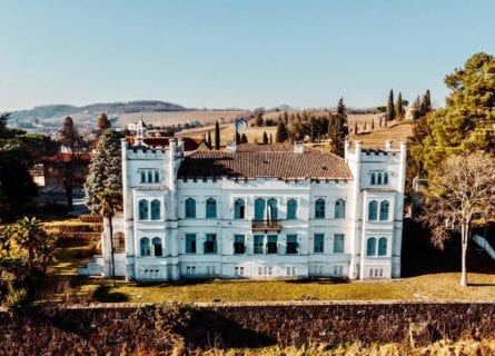 Magnificent Villa Russiz
