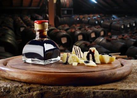 Balsamic Vinegar & Parmigiano tasting