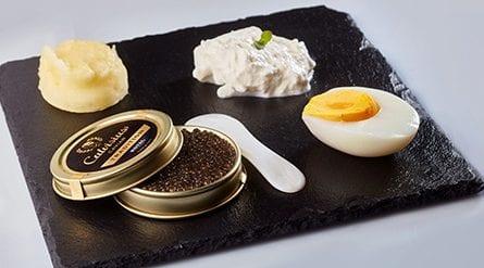 Calvisius caviar