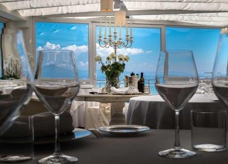 Restaurant La Speranzina, Lake Garda