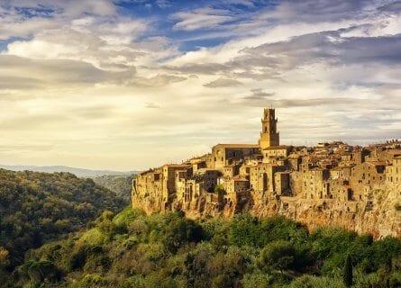 Historic Pitigliano