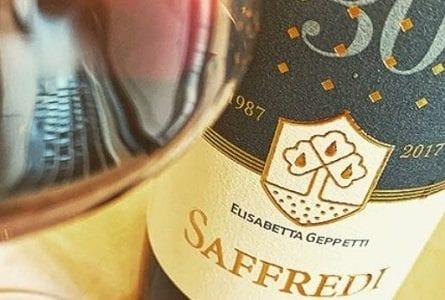 Saffredi by Le Pupille winery