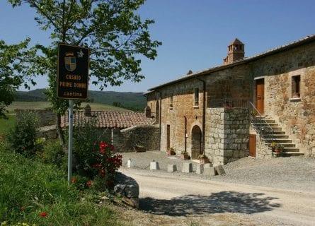 Casato Prime Donne winery