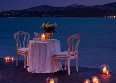 Your Private Romantic Dinner