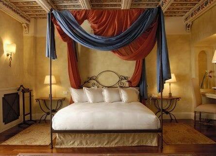 Luxury suite at Kempinski Giardino di Costanza
