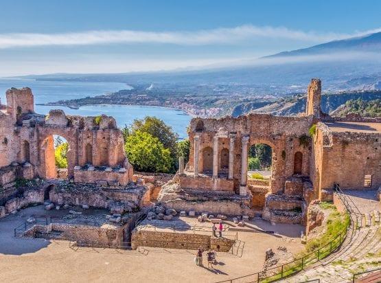 Taormina & Mount Etna Wine Tours