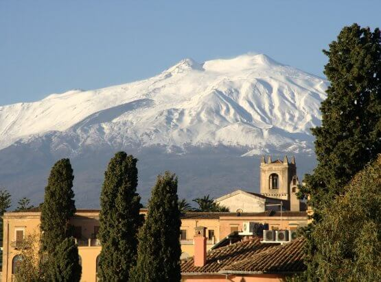 Taormina & Mount Etna Wine Tour