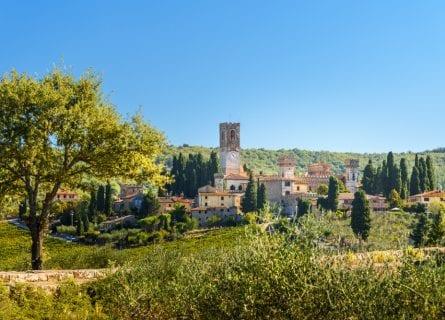 Badia a Passignano winery