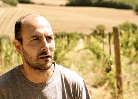Alessandro Fenino, your charming host at Pievalta