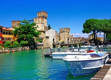 Private boat tour on Lake Garda