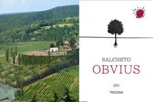 Salcheto Winery, Vino Nobile di Montepulciano, Italy