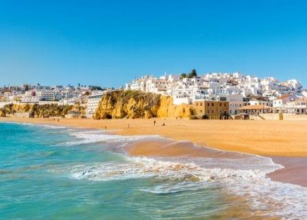 Albufeira town, Algarve