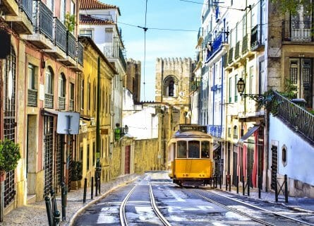 Charming Lisbon