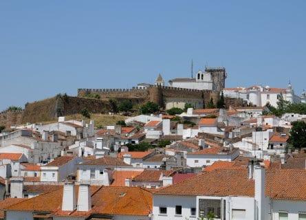 Historic hilltop town, Estremoz