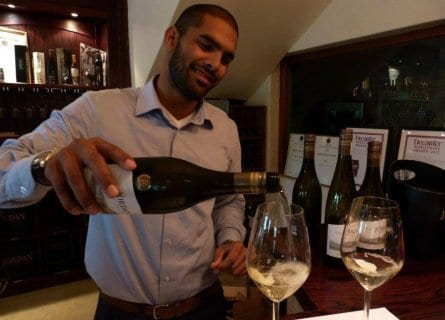 Jordan Wine Tasting in Stellenbosch