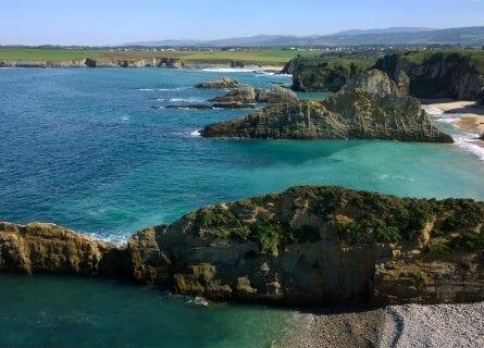 Tapia de Casariego Coastline