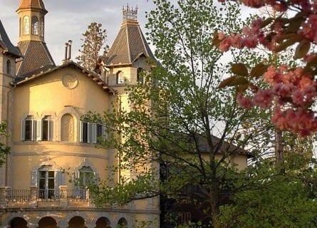 Luxury hideaway in the pyrenees