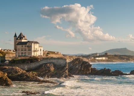 Biarritz, French Basque Country