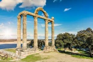 Augustobriga Roman Ruins