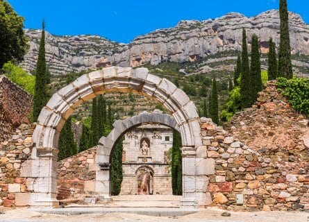 Carthusian Monastery of Santa Maria, Scala Dei, Priorat