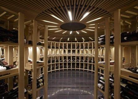 Atrio Wine Cellar