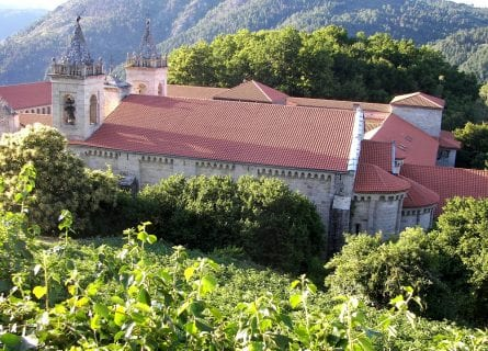Your beautiful hotel, set in a monastery