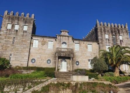 Pazo Baion winery