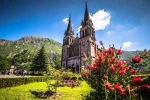 Basilica of Santa Maria, Covadonga