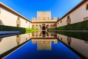 Alhambra, garden