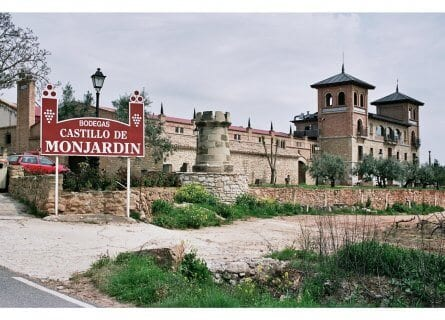 Castillo de Monjardin winery