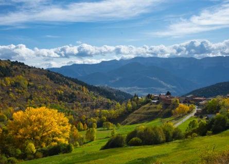 pyrenees - la-cerdanya