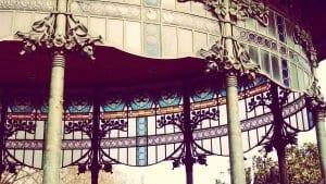 Art Deco Kiosk