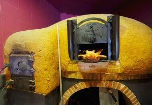 Traditional oven for roasting Cochinillo