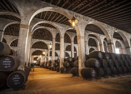 Lustau Sherry Bodega, Jerez