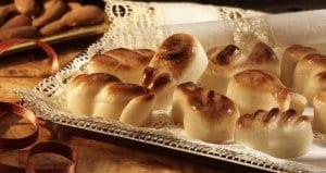 Traditional marzipan treats
