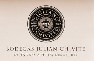 Julián Chivite Winery logo