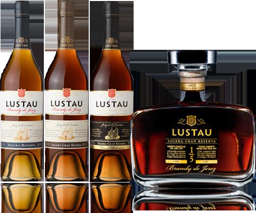 Lustau Brandy, Spain